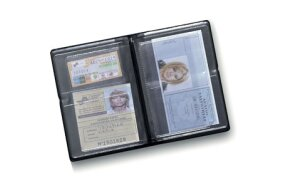 DRIVING LICENSE & ID HOLDER